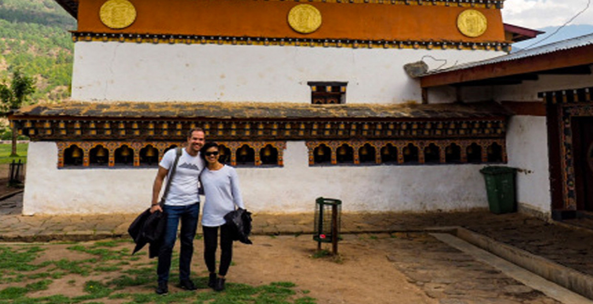 The Fertility Temple in Bhutan Changed Our Lives! | Tourism Council
